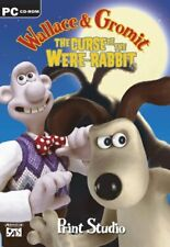 Wallace and Gromit Print Studio.