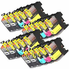 20pk LC203XL LC-203XL Ink Set For Brother LC201 MFC-J460dw MFC-J480dw MFC-J485dw