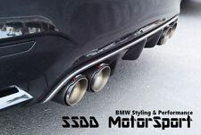 BMW F82 F83 M4 F80 M3 M Performance Style Rear Bumper Diffuser Carbon Fibre