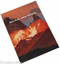 Jeep Grand Cherokee Prospekt 1992 D big size brochure prospectus catalogue