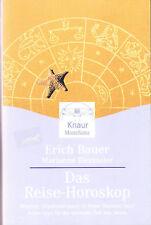 Bauer, Erich – Das Reise-Horoskop URLAUB Sternzeichen