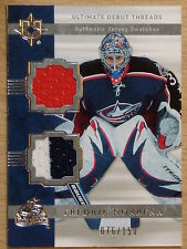 UPPER DECK ULTIMATE COLLECTION - FREDRIK NORRENA DEBUT THREADS   #76/150