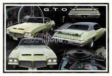 1971 Pontiac GTO Poster Print