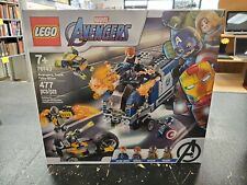 Lego Marvel Avengers Truck Take-Down 76143 NEW FREE SHIPPING