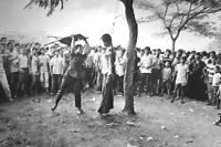 Brutality in Bangkok-Two Students Lynched-1976 Pulitzer Prize Winning Photo