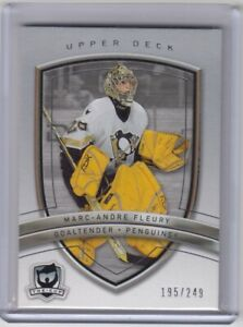 MARC-ANDRE FLEURY - 2005/06 THE CUP BASE CARD #83     #195/249