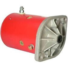 New Western Snow Plow Motor Lift Pump MKW4009 1981-UP 10712 10725 W-8812 W-8994