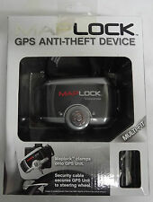 4x MAPLOCK GPS ANTI THEFT DEVICE - BRAND NEW IN BOX - PROTECT AGAINST GPS THEFT
