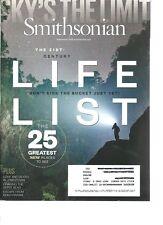 Smithsonian - September 2015 - Life List, Jamestown, Spirit Bear, Boko Haram.