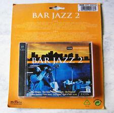 BAR JAZZ 2 - Chet Baker, Etta James, .. BMG DO-CD OVP/NEU