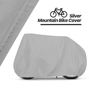 Waterproof Mountain Bike Bicycle Rain Cover Heavy Duty UV Dust Cycle Protection
