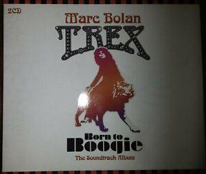 Marc Bolan T.Rex – Born To Boogie (The Soundtrack Album) CD