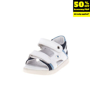 FALCOTTO Sneaker Sandals Size 20 UK 3.5 US 4.5 Contrast Leather Padded Topline