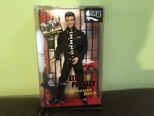 Elvis Presley Jailhouse Rock Barbie Doll NIB Pop Culture Mattel 🎁😊👍