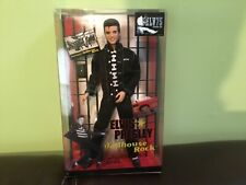Elvis Presley Jailhouse Rock Barbie Doll NRFB Pop Culture Mattel