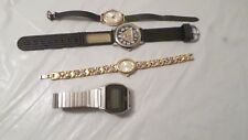 Lot Mens Womens Watches for Parts/Repair, Timex Guess