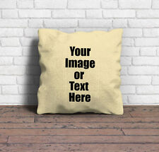 Custom cushion cover, Personalised Cushion, Design your own cushion, Personalise