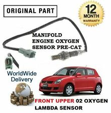 FOR SUZUKI SWIFT 1.3 1.5 GLX 2005-> PRE CAT FRONT UPPER 02 OXYGEN LAMBDA SENSOR