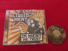 CD Liquid Meat In Meat We Trust Germany 2014