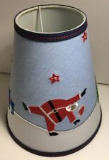 Pottery Barn Kids Santa Lamp Shade New