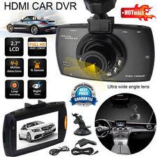 1080P HD 170° Car Camera DVR Video Recorder Night Vision Dash Cam G-Sensor MA825