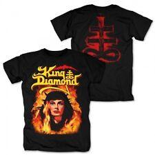 KING DIAMOND cd cvr FATAL PORTRAIT Official SHIRT XL New mercyful fate