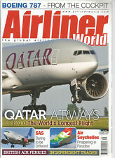 AIRLINER WORLD MAGAZINE UK MAY,2017 THE GLOBAL AIRLINE SCENE