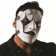 Slipknot Men's Adult Jim Face Mask Slipknot Mask White