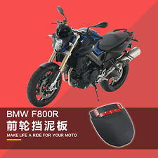 Motorcycle Front Mudguard Fender Rear Extender Extension For BMW F800R R1200R LC