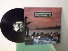 """The Last of England"",Mute/Ionic,UK,LP,st,original movie score,inner sleeve,Mint"