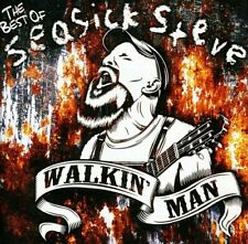 Seasick Steve - Walkin' Man: The Best Of Seasick Steve - Seasick Steve CD PQVG