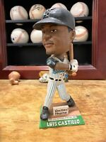 Florida Marlins 2002 Luis Castillo 35 Game Hit Streak Commemorative Bobble Head