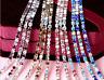 1M x AB Rhinestone Diamante Chain 2.5mm Single Roll Crystal Trim Wedding Decor