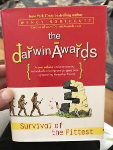 the darwin awards, wendy northcutt