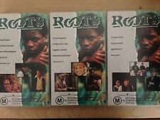 ROOTS ~ THE ORIGINAL MINI SERIES ~ RARE AS NEW VHS VIDEOS ~ 536 MINS ~ALEX HALEY