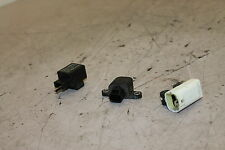 05-06 Kawasaki Ninja Zx6r Zx636 Relay Assembly Sensor Switch Set