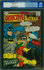DETECTIVE COMICS #363 CGC 9.4 2ND APP OF BATGIRL CGC  #0046443014