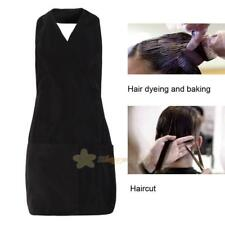 Pro V-Neck 3pockets Hairdressing Wraps Barber Haircut Aprons Hair Salon Styling