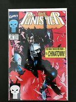 THE PUNISHER #51 MARVEL COMICS 1991 VF+