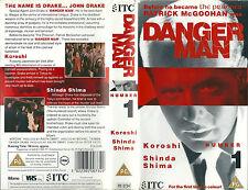 Danger Man starring Patrick McGoohan