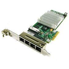 More details for hp nc375t quad port pcie gigabit server network card 539931-001 high profile