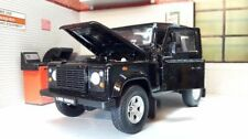 Articoli di modellismo statico bianchi per Land Rover, scala 1:24