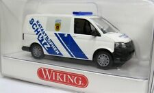 WIKING 1:87 VW T5 Transporter Boxed 0693 14 Disaster Control Emergency Service