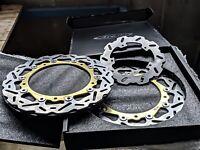 BMW S1000RR 2009-2014 Bremsscheibensatz brake discs Vorne Und Hinten NEW!!!