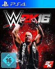 Wwe 2K16 (PS4) Wrestling - Neuwertig - Super Schnell & Schnelle Lieferung Gratis