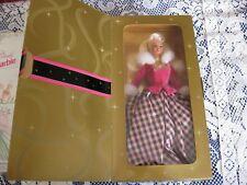 "Barbie "" Winter Rhapsody Spécial Edition Avon "" NRFB"