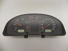VW Passat 3B 1.9 TDi Tacho Tachometer Kombiinstrument Diesel cluster 09052069904