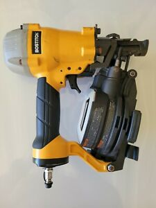 Bostitch BRN175A 15-Degree Pneumatic Coil Roofing Nailer Pre-Owned, Display/Demo