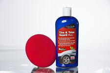 Ultima Tire & Trim Guard Plus 12 oz. + Foam Round Applicator Total Tire Care