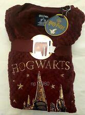 HARRY POTTER FLEECE PYJAMAS WOMENS SHERPA Hogwarts PJ Primark Ladies alumni